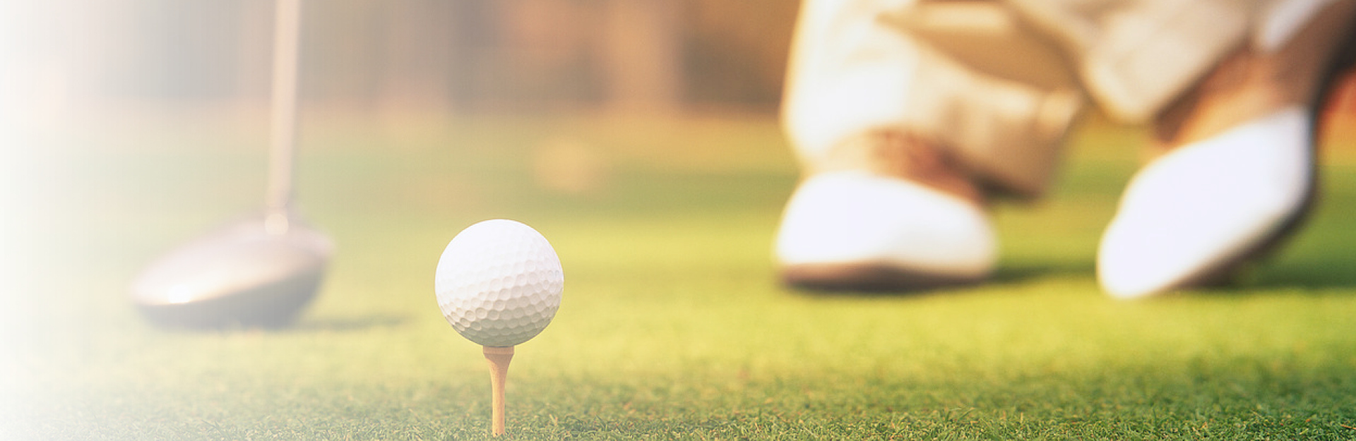 Website Banner Golf Outing