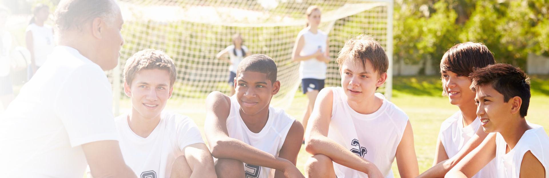 Website Banner Sports Physicals