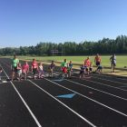image of Health Hustle Kids Run Start