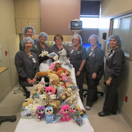 WW Health Receives Donation of Stuffed Animals to Cheer up Pediatric Patients