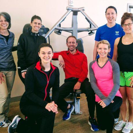 WW health fitness center