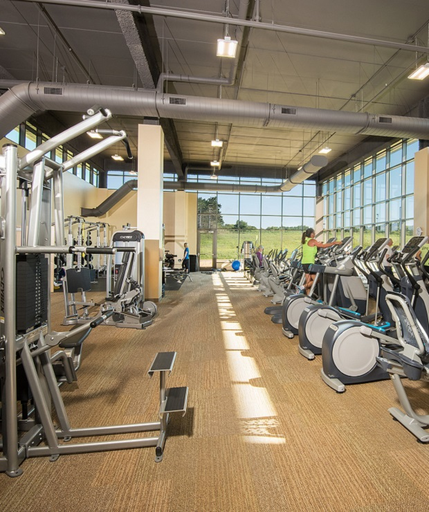 Fitness center wisconsin area gym western wisconsin health