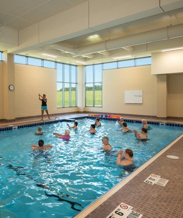 image of therapeutic pool photo 2